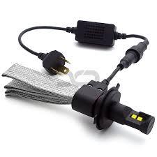 h4 led snowmobile headlight kit h4 snowmobile led upgrade