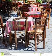 Tables And Chairs In Traditional Greek Tavern Stock Image ... Tables Old Barrels Stock Photo Image Of Harvesting Outdoor Chairs Typical Outdoor Greek Tavern Stock Photo Edit Athens Greece Empty And At Pub Ding Table Bar Room White Height Sets High Betty 3piece Rustic Brown Set Glass Black Kitchen Small Appealing Swivel Awesome Modern Counter Chair Best Design Restaurant Red Checkered Tisdecke Plaka District Tavern Image Crete Greece Food Orange Wooden Chairs And Tables With Purple Tablecloths In