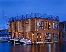 100 Lake Boat House Designs Floating Home Interiors For West Coast Living