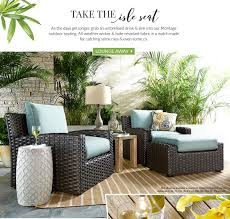 Haverty Living Room Furniture by Havertys Summer Entertaining With Katy And Montage