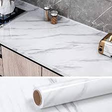 veelike marmor tapete tapeten selbstklebend klebefolie möbelfolie marmor weiße grau abwaschbare tapete marmoroptik schrankfolien für schlafzimmer