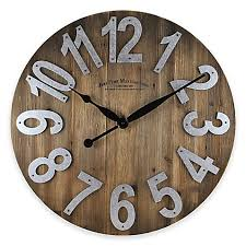 Bed Bath And Beyond Decorative Wall Art by Wall Clocks Modern Decorative U0026 Antique Wall Clocks Bed Bath