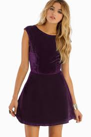plum skater dress purple dress sleeveless dress deep plum