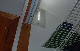 closet lighting wall mount