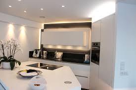 eclairage de cuisine cuisine lineaquattro sur mesure