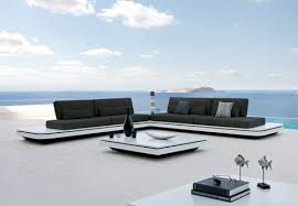 Creative Of Ultra Modern Patio Furniture