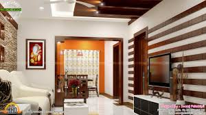 Kitchen Kerala Apartment Interior Living Room Wall Decor Simple In Home Design And Floor