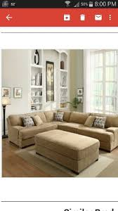Chocolate Corduroy Sectional Sofa by Best 25 Comfy Sectional Ideas On Pinterest Family Room