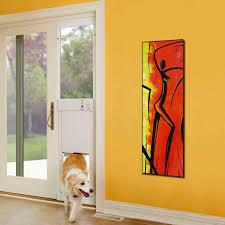 Best Pet Doors For Patio Doors by Best Dog Door For Sliding Glass Doors In Utah Adv Windows