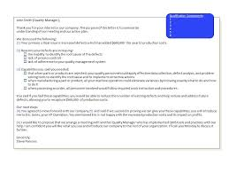 Potential Sponsor Letter Example John Smith Quality Manager