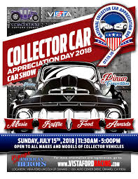National Collector Car Appreciation Day 2018 Car Show – Vista Ford ... Used Cars Ontario Or Trucks Auto Brokers Pasadena Tx Showcase Sales Freedom Automotive Sierra Vista Az Dealer 2016 Chevrolet Malibu Limited Lt City Texas And Repair Ca Car Service B C Fresno Lithia Ford Fs Oem All Season Floor Mats For Acura Tl Sh Awd Forum L Weather Lgmont Co Reds Truck Racing Performance In Every Style Suvs Sale Ccinnati Oh At Joseph Tata The Premium Hatchback Diesel Philippines 2012 Focus Sel