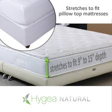 Dust Mite Bed Covers by Hygea Natural Manufacturer Of Eco Friendly Products Luxurious
