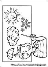 The Dismal State Of Weather Coloring Pages