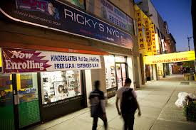 Rickys Halloween Locations by Ricky U0027s Astoria Shopping In Astoria Queens