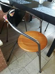4 stühle hochwertig esszimmer büro wartezimme