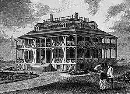 The Grant Summer White House In Long Branch New Jersey Library Of Congress