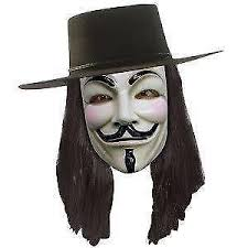 Purge Masks Halloween City by V For Vendetta Mask Ebay
