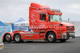 100 The Best Truck In The World 0224 George EasyPrint NI