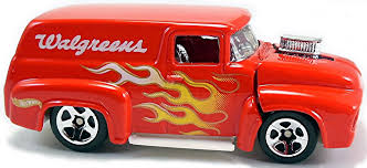 100 56 Ford Truck M Hot Wheels Newsletter