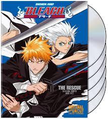 Bleach Uncut Season 03 Collection DVD Box Set