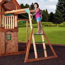 Saratoga Wooden Swing Set - Playsets | Backyard Discovery Fun Shack W Lower Level Cversion And Rave Slide X 2 Monkey Bar How To Build Bars My 100 Backyard Design Action Economics Homemade Home Outdoor Decoration With Swing Exterior Diy Playground Ideas Gemini Wood Fort Swingset Plans Jack S Fantasy Tree House Jungle Gym Eastern Wooden Playsets Extreme 5 Playset With Tire Diy Lawrahetcom Big Cedarbrook Set Toysrus Backyard Monkey Bars 28 Images How To Build Search