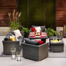 Lowes Canada Patio String Lights by Allen Roth Blaney 6 Piece Patio Sectional Conversation Set 2
