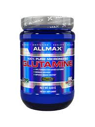Glutamine Before Bed by Allmax Nutrition Glutamine Powder 100 400 U0026 1000 Grams