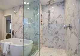 27 Elegant Carrara Marble Tile Ideas & Marble Tile Types | Home ... 2019 Tile Flooring Trends 21 Contemporary Ideas The Top Bathroom And Photos A Quick Simple Guide Scenic Lino Laundry Design Vinyl For Traditional Classic 5 Small Bathrooms Victorian Plumbing How I Painted Our Ceramic Floors Simple 99 Tiles Designs Wwwmichelenailscom 17 That Are Anything But Boring Freshecom Tiled Showers Pictures White Floor Toilet Border Shower Kitchen Cool Wall Apartment Therapy