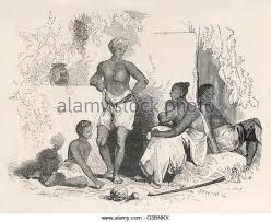 Indian Slaves Coolies Brought To Work In The British Colonies Of