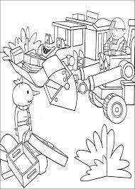87 Bob The Builder Coloring Pages