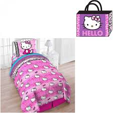 Hello Kitty Bed Set Twin by Hello Kitty Shoppe