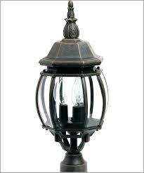 Elegant Post Lights Lowes Ideas Lighting Ideas
