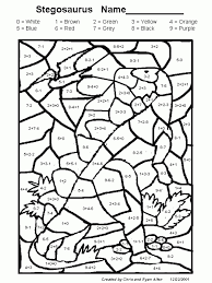 Halloween Multiplication Worksheets Coloring by Third Grade Math Coloring Pages Murderthestout