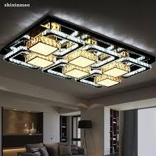 shixinmao modern ultra bright led living room ceiling ls