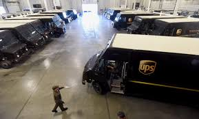 UPS And FedEx Try Every Tech Trick To Speed Up Deliveries | The Gazette