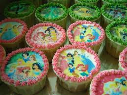 Ben 10 Disney Princess and Spiderman Cakes and Cupcakes