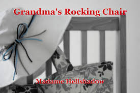Grandma's Rocking Chair, Poem By Madame Hellshadow Funny Grandmother Cartoon Knitting In A Rocking Chair Royalty Free And Ftstool Awesome Custom Foot Stool Within 7 Amazoncom Collections Etc Charming Shadow Figure Grandma In Rocking Chair Bank Senior Woman With On Stock Photo Image Of Vintage Norcrest Grandma In Salt And Pepper Etsy Zelfaanhetwerk Shakers Vintage Crazy Grandmas Youtube Royaltyfree Rf Clip Art Illustration A Granny