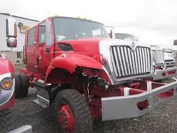 100 Michigan Truck 2019 International WorkStar 7400 SFA Fire Cummins L9