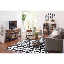 Walmart Furniture Living Room Sets by Better Homes And Gardens Rustic Country Living Room Set Walmart Com