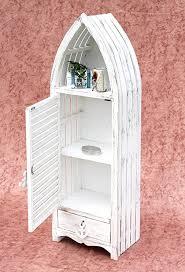 furniture boot schrank badregal 2er set 120001 regal 60 123 cm shabby badschrank weiß holz home furniture diy itkart org
