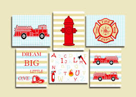 Fire Truck Bedding Sets Best Of Fire Truck Nursery Wall Print Set Of ... Plastic Fire Truck Toddler Bed Rail Fun Carters Toddlers 4 Pc Bedding Set Bepreads Home Childrens Twin Sets Designs Amazoncom Piece Crib Matching Nursery Crest Adore 2 Comforter Boys Cars Trucks Bedspread Trains Airplanes Boy Bag Kids Club Dumper Design Quilt Cover Blue Red 5pc In A Bedroom Fair Decoration