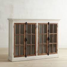 Short Narrow Floor Cabinet by Cabinets U0026 Chests Living Room Furniture Pier 1 Imports