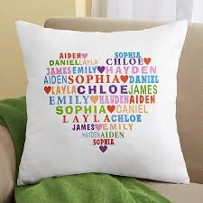Heart Full of Love Throw Pillow