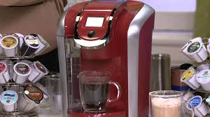 Keurig 20 K450 Coffee Maker W My K Cup 30 Packs On QVC