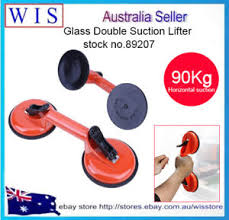 suction cup for handling large glass tile floor tile