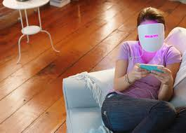 IlluMask Anti Acne Light Therapy Mask Home Grown Families