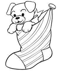 Free Christmas Coloring In Pages For Desktop