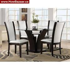 Elegant 5 Piece Dining Set For Sale
