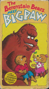 The Berenstain Bears Christmas Tree Book by The Berenstain Bears Meet Big Paw Vhscollector Com Your Analog