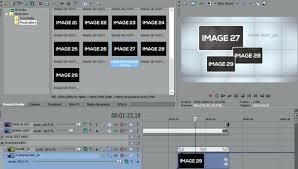 Template Slideshow Modern Pro Free Sony Vegas Picture Templates Photo Album P